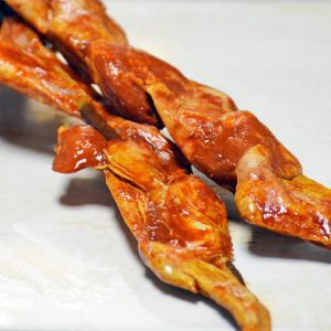 BBQ Stick wings
